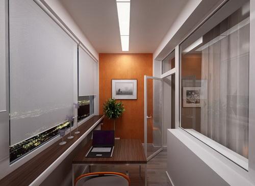Дизайн балконов картинки