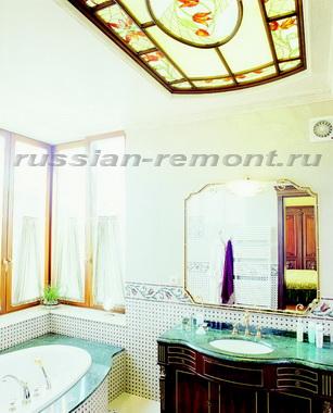 дизайн ванной комнаты модерн