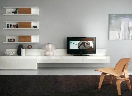 Мебель для гостиной - оптимальные решения красоты, стиля и удобства. Или забудем о стиле «а-ля моя любимая бабушка»