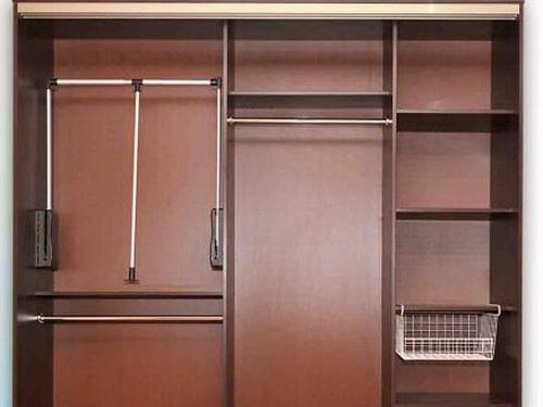 Шкафы купе внутри схема