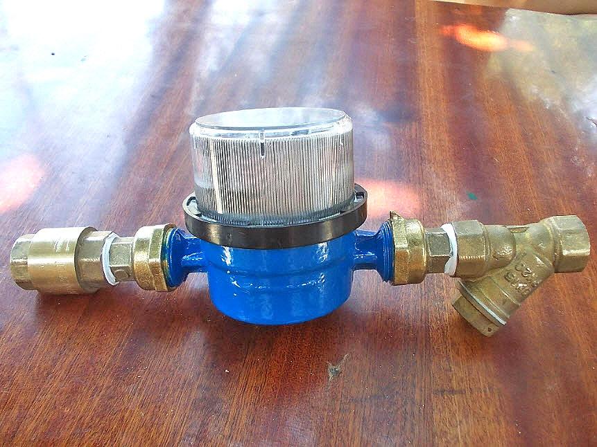 Расходомер для воды своими руками