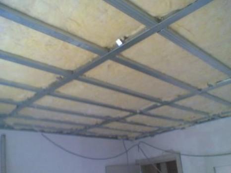 Утепление потолка - технология для самостоятельного применения