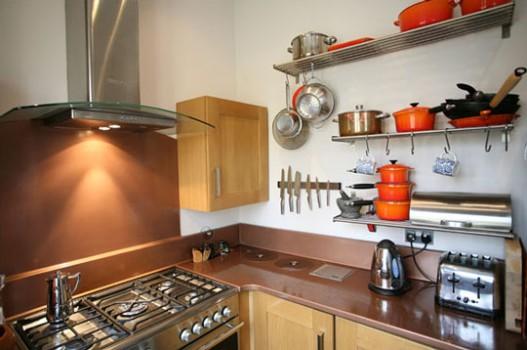 Особенности установки кухонной электропроводки