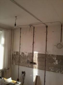 Особенности монтажа электропроводки на кухне