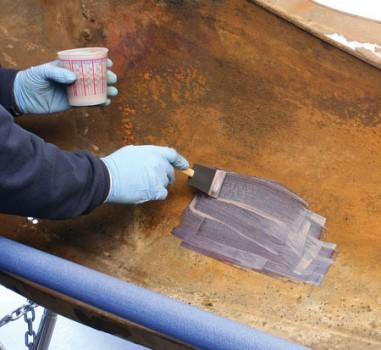 Как правильно восстанавливать металлические поверхности