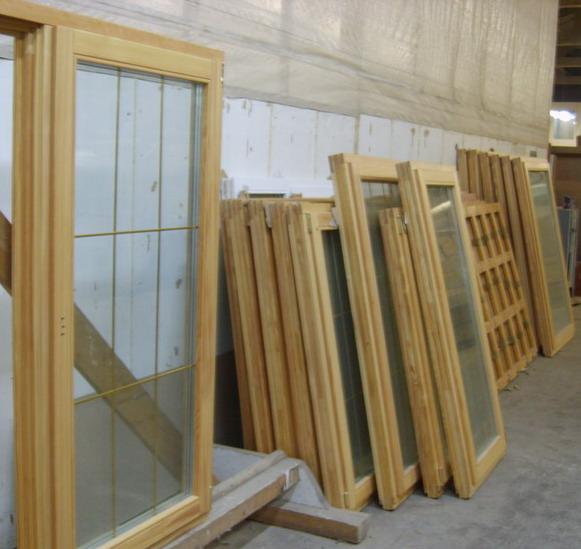 Пять особенностей установки деревянных окон