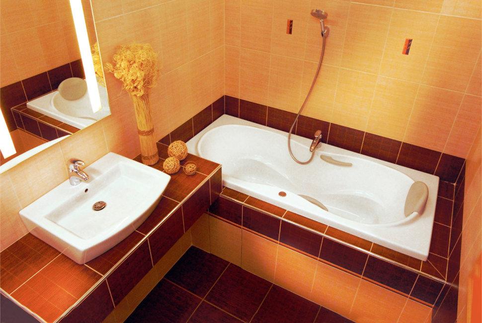 Ванна в квартире: что нужно знать, прежде чем выбрать свою