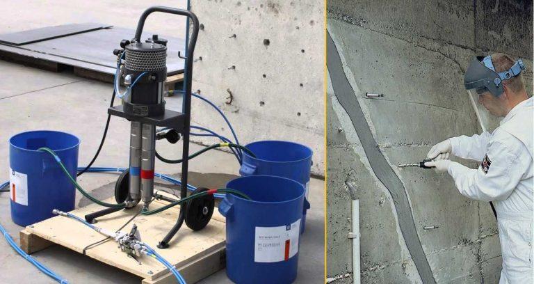 Особенности инъекционной гидроизоляции