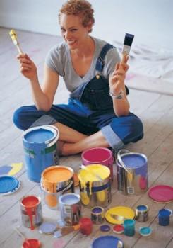 Разновидности красок и их особенности