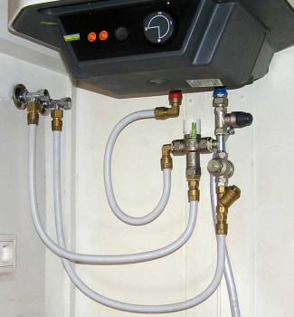 Как правильно подключать водонагреватель