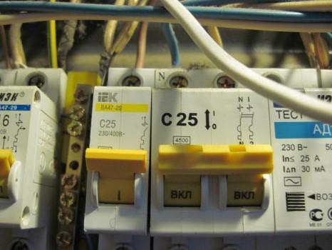 подключение к сети электрического проточного нагревателя