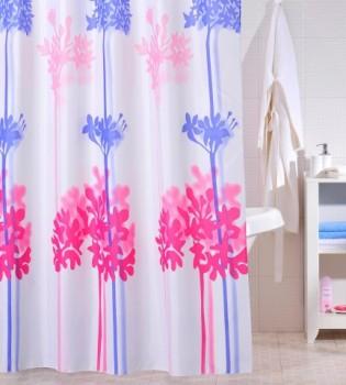 Полиэтиленовые шторки для ванны