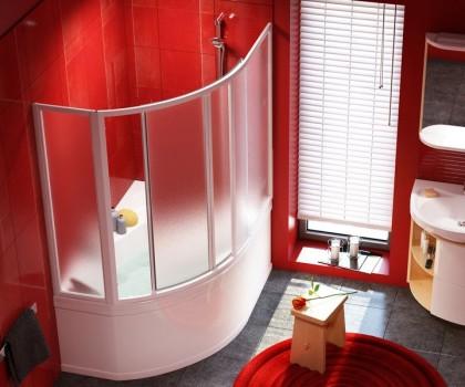 как выбрать шторки для ванны