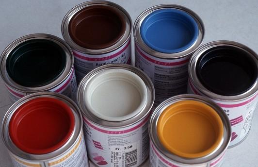 Алкидные краски и их разновидности