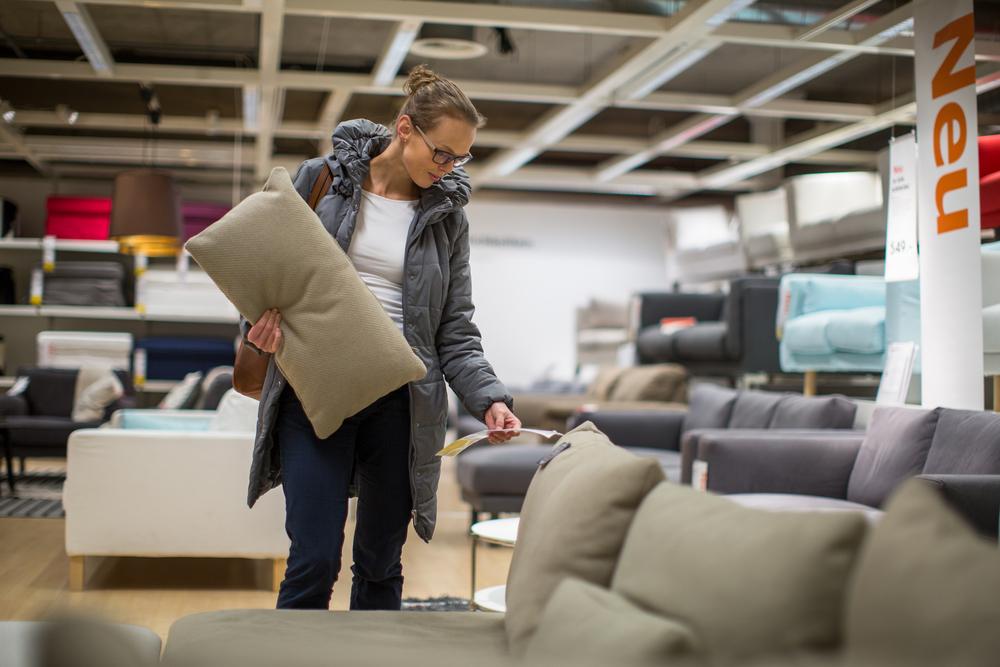 Особенности покупки мебели в сети Интернет