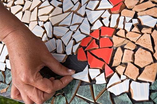 Отделка стен мозаикой — свежее решение для Вашей квартиры или дома