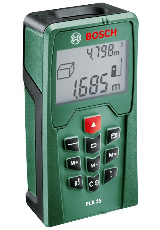 Лазерный дальномер - точные простые измерения одним нажатием кнопки