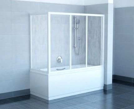 Жесткие шторы для ванны