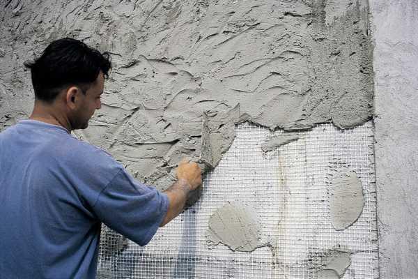 Штукатурка стен важные моменты