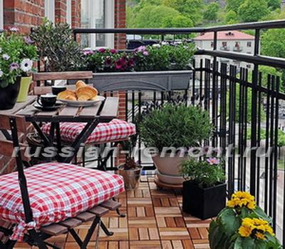 Дизайн балкона - необходимое дополнение к интерьеру Вашей квартиры. Фото и полезные рекомендации.