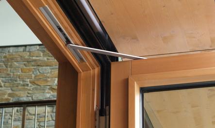 Скрытые дверные доводчики и принцип их установки