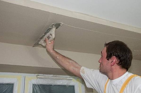 Выравнивание потолка своими руками — все из чего состоит этот процесс