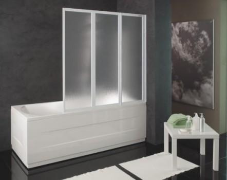 Шторки для ванной или как совместить ванну с душевой кабиной