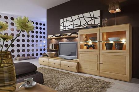 Мебель для гостиной — оптимальные решения красоты, стиля и удобства. Или забудем о стиле «а-ля моя любимая бабушка»