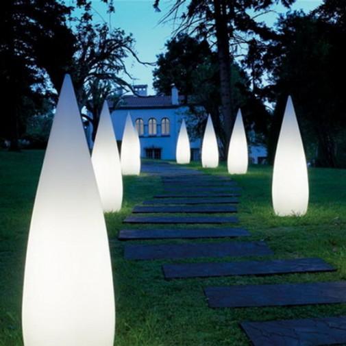 Парковое освещение: особенности выбора светильников и их установка