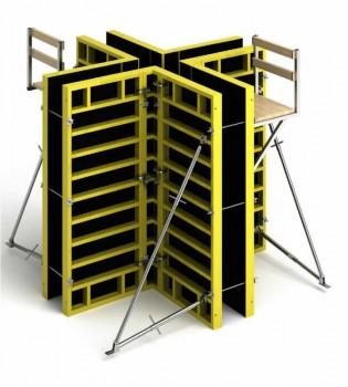 Аренда опалубки для строительных и ремонтных работ