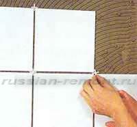 Укладываем плитку на стену своими руками: все этапы и особенности процесса