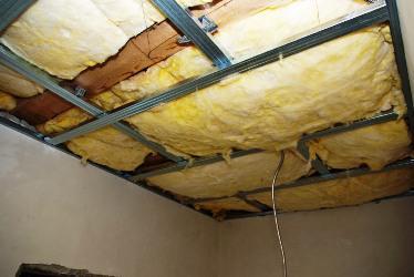 Утепление потолка — технология для самостоятельного применения