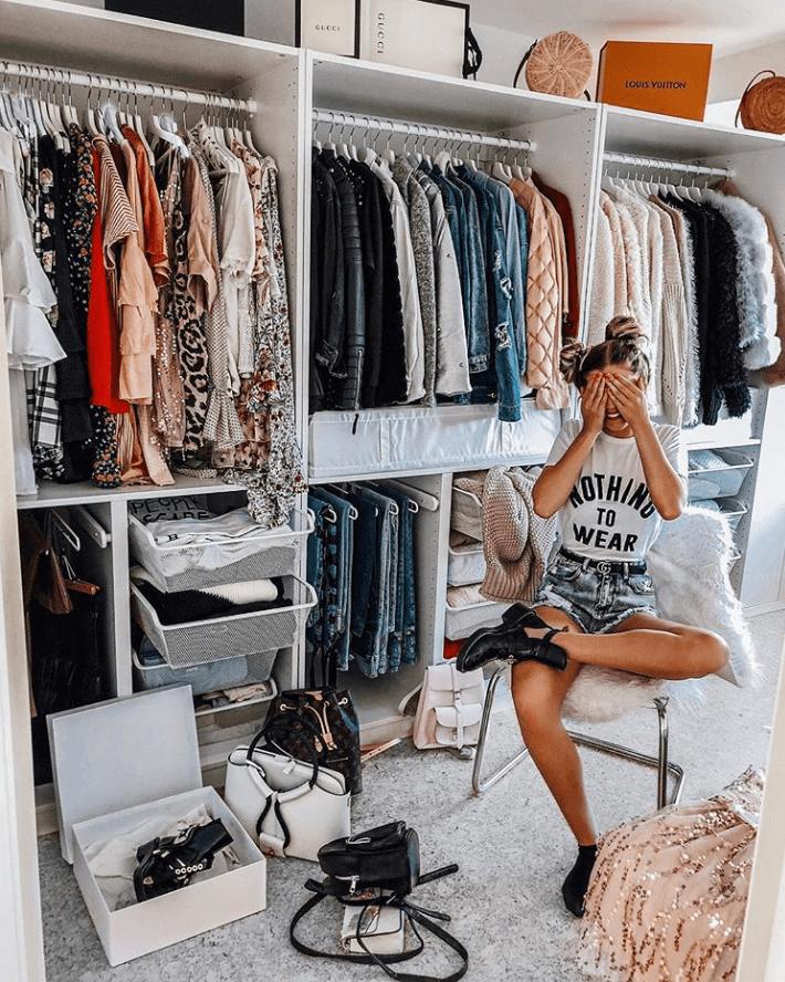 Как подобрать идеальный гардероб?
