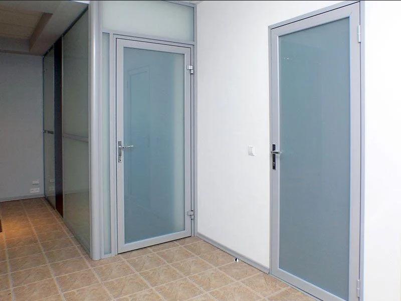 Офисные двери. Виды и материалы изготовления