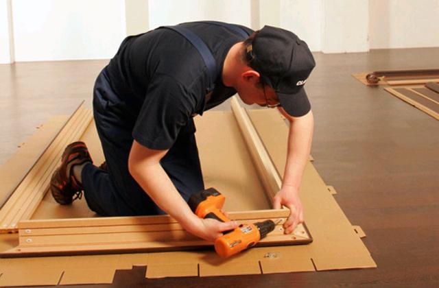 Сборка коробки своими руками — уделяем внимание нюансам
